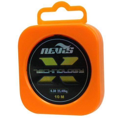Nevis Technology fonott előkezsinór 10m 0,12 /Box/