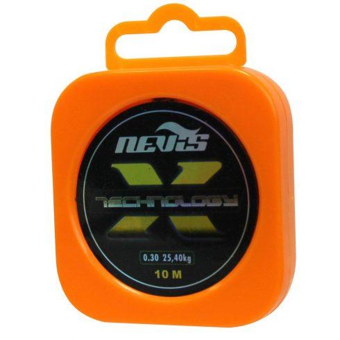 Nevis Technology fonott előkezsinór 10m 0,14 /Box/