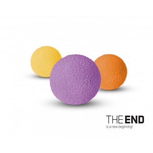 Delphin THE END ZIG RIG mix csali több színben 15mm (10db/csomag)