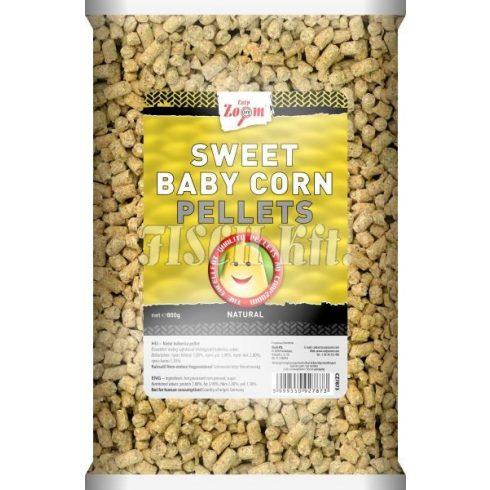 CarpZoom 800g Édes Baby Kukorica Pellet