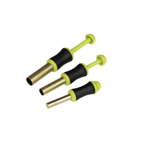 Matrix Compression Punch Set 6mm/8mm/10mm/ Matrix kenyér-löncshús kinyomó szett