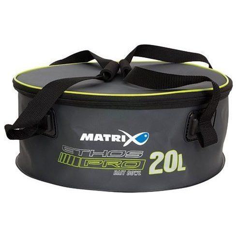 Matrix Ethos ProEVA groundbait bowl 20L withLID keverő edény