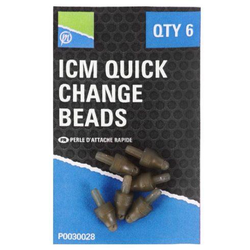 Preston ICM in line quick change bead (P0030028) kapocs