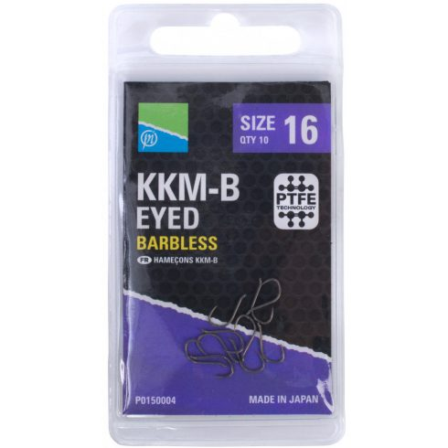 Preston KKM-B SIZE 10 HOOKS (10)